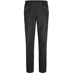 Montura Element Pants Women, nero/verde acido